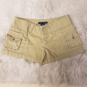 POLO Ralph Lauren Khaki Cargo Shorts